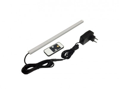 LED lamp with remote controller